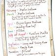 Jan 8 - Room a Month List